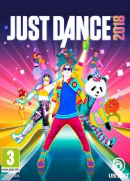 Обложка игры Just Dance 2018