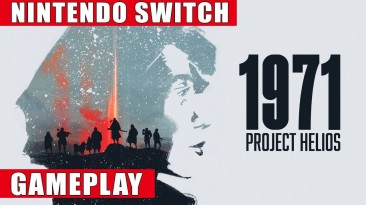 Геймплей Switch-версии 1971 Project Helios