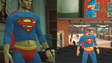 "Dead Rising 2 ""Скин ""Kids Superman Outfit"""""