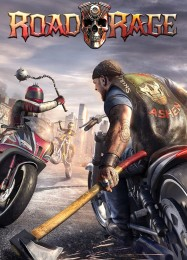 Обложка игры Road Rage