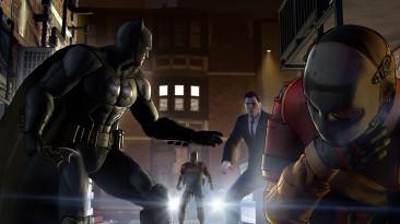 Первый эпизод BATMAN - The Telltale Series стал бесплатным в Steam в преддверии выхода финала сезона