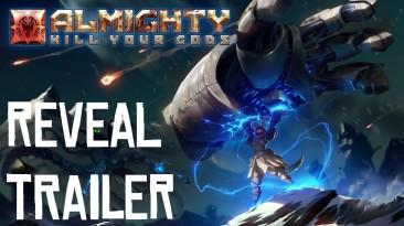 Состоялся анонс экшен-RPG от третьего лица Almighty: Kill Your Gods