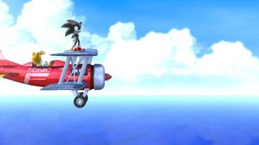"Sonic the Hedgehog 4: Episode 2 ""Скин Dark Sonic by sosic"""