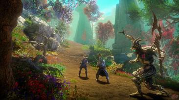 Новые геймплейные кадры New World