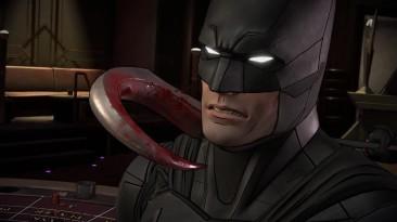 Первые 16 минут игрового процесса Batman: The Enemy Within от Telltale Games