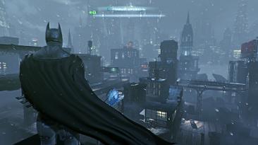 "Batman: Arkham Origins ""Улучшение Графики [Artsate]"""