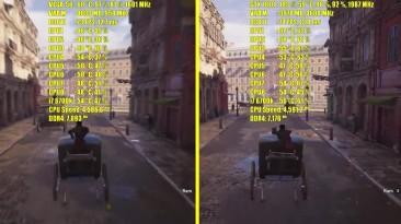 Assassins Creed Syndicate AMD RX VEGA 56 и GTX 1070 | 1080p - 1440p и 2160p FPS СРАВНЕНИЕ