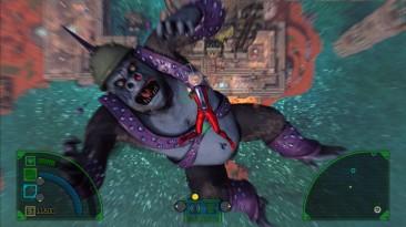 Свободное падение в The Deadly Tower of Monsters