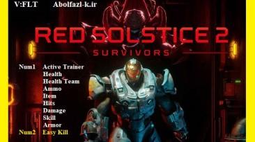 The Red Solstice 2: Survivors: Трейнер/Trainer (+9) [Latest FLT] {Abolfazl}