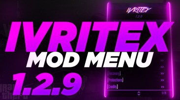 Grand Theft Auto 5 (GTA V): Чит-Мод/Cheat-Mode (iVritex 1.2.9) [1.52]