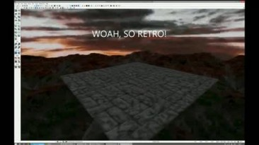"Rise of the Triad ""Демонстрация Classic Editor Mode"""