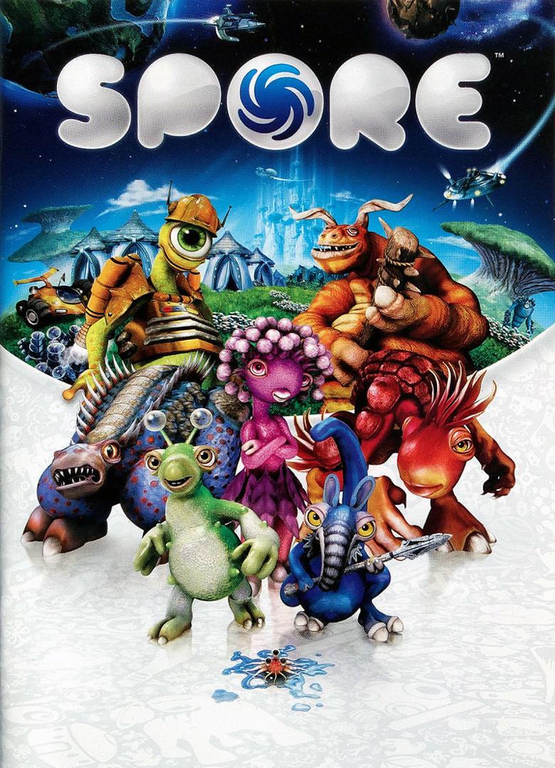 скачать трейнер для игры Spore - фото 2