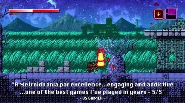 Трейлер платформенного экшена Axiom Verge для Nintendo Switch