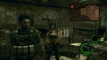 """Resident Evil 5 """"Крис Lost in nightmares вместо Крис S.T.A.R.S./ Chris Lost in nightmares to Chris S.T.A.R.S."""""""