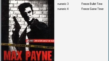 Max Payne: Трейнер (+4) [1.05] {HonestGamer/ACE}