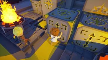 Зельдаподобная ARPG с открытым миром Adventure In Aellion появится в Steam Early Access в конце июля