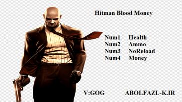 Hitman: Blood Money: Трейнер/Trainer (+4) [GoG] {Abolfazl.k}