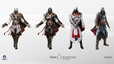 Assassin's Creed: Unity - Незавершённая трилогия