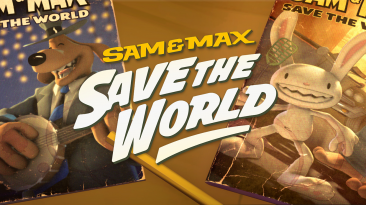 Состоялся релиз Sam & Max Save the World Remastered