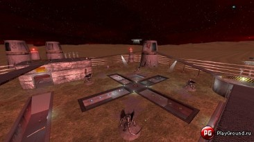 """Serious Sam HD: SE """"Deathmatch DLC [Red Station, Compound, The Shortest Yard, Tiers of Pain]"""