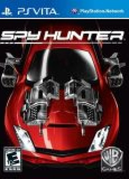 Spy Hunter (2012)