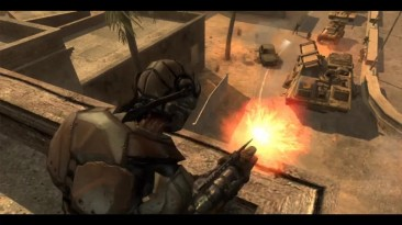 Enemy Territory: Quake Wars вступление (на русском)