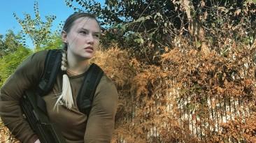 "Косплей на Эбби из The Last of Us Part II от модели, ""подарившей лицо"" героине"