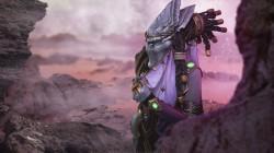 Косплей Воразун из Starcraft