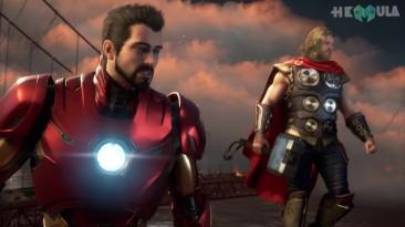 Превью Marvel Avengers - подробности геймплея и сюжета