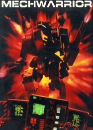 Обложка игры MechWarrior