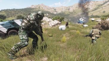 В конце июня разработчики Arma 3 выпустят бесплатный тактический шутер Argo