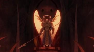 Diablo 3 - Гнев - Короткометражка на русском - VHSник