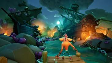 Похоже, Crash Bandicoot 4: It's About Time скоро появится на Xbox Series X