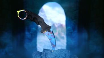 Чрезвычайно редкий нож может стать самой большой сделкой в истории в CS:GO. Его цена: 800 тысяч долларов
