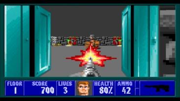 Настоящий РЕТРО-обзор Wolfenstein 3D