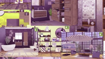 "Sims 4 ""2-й Огромный набор мебели и электротехники (2020)"""