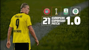 """FIFA 21 """"European Expansion Patch 21 v1.1"""""""