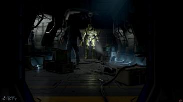Сюжетный и мультиплеерный трейлеры Halo Infinite