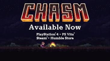 Chasm - Релизный трейлер