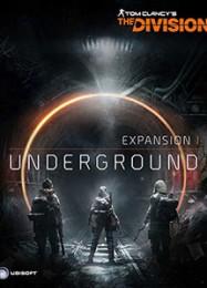 Обложка игры Tom Clancy's The Division: Underground