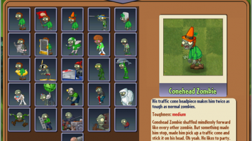 "Plants vs. Zombies ""PAK 2 Luck of the Zombie Event"""