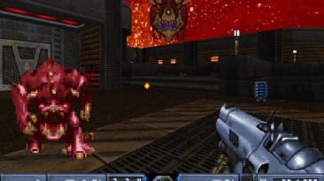 Доступен для скачивания мод Doom 4 Vanilla 3.0 с переработанными спрайтами крови и улучшенной анимацией