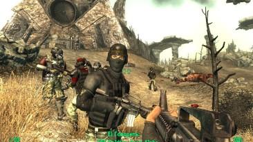 """Fallout 3 """"CRI-Отряд поддержки"""""""
