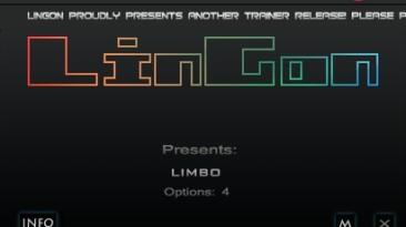 Limbo: Трейнер/Trainer (+4) [1.0.0.1: Steam Version] {LinGon}