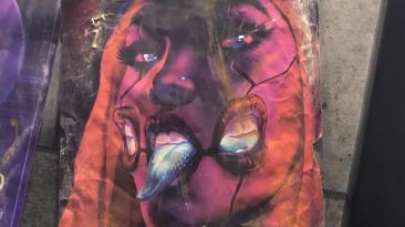 CD Projekt RED привезла новые стильные постеры Cyberpunk 2077 на ИгроМир 2019