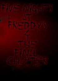 Обложка игры Five Nights at Freddy's 4