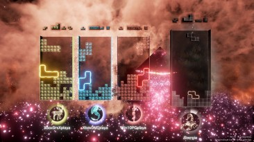 Tetris Effect: Connected выйдет 18 августа