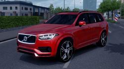 "American Truck Simulator ""Volvo XC90 T8 2018 v5.0 (1.39.x)"""