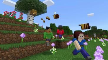 Трейлер Minecraft Bedrock Edition