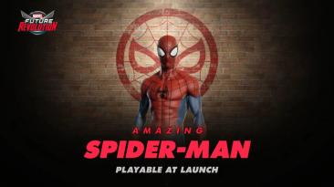 Новый трейлер Marvel Future Revolution, демонстрирующий Человека-паука